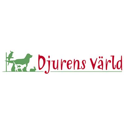 Logotyp Swärdmons Djurshop/Djurens Värld