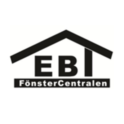 Logotyp EBI FönsterCentralen