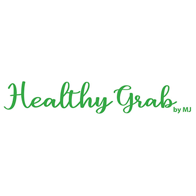Logotyp Healthy Grab by MJ