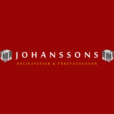 Logotyp Johanssons Delikatesser & Företagsgåvor