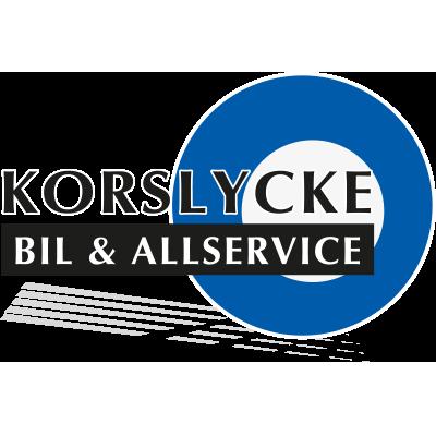 Logotyp Korslycke Bil- och Allservice