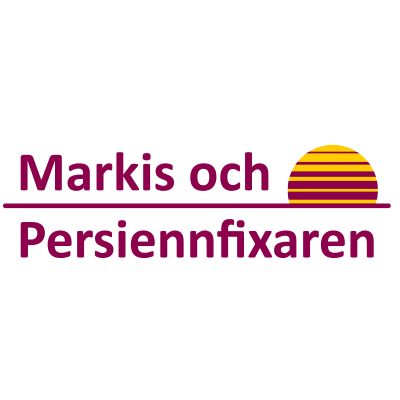 Logotyp Markis & Persiennfixaren
