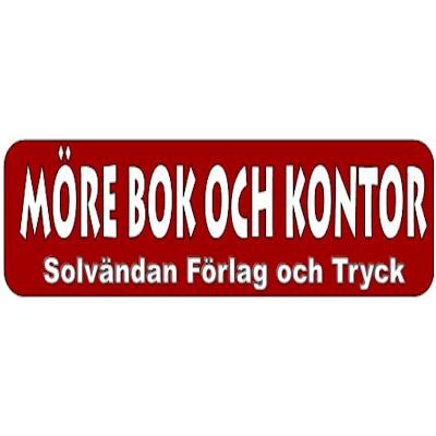 Logotyp Möre Bok & Kontor