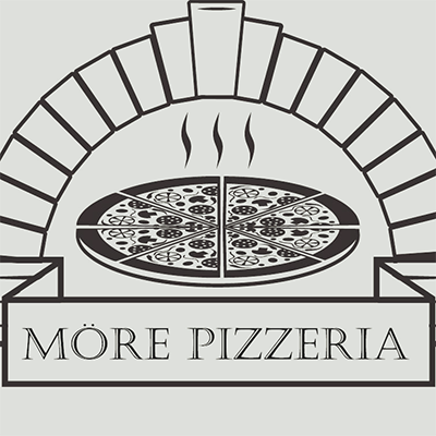 Logotyp Möre Pizzeria