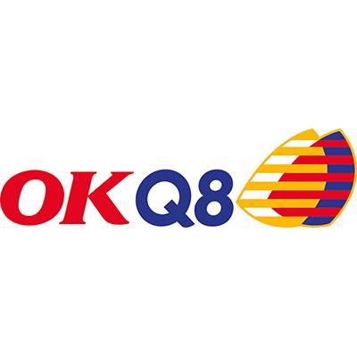 Logotyp OKQ8