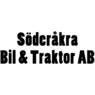 Logotyp Söderåkra Bil & traktor
