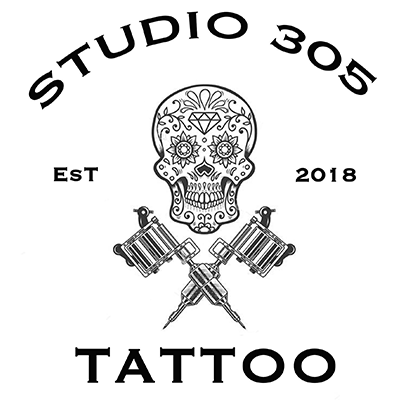 Logotyp Studio 305 Tattoo