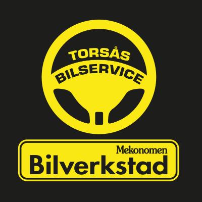 Logotyp Torsås Bilservice/Mekonomen