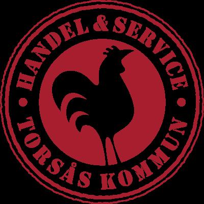 Logotyp Handel & service Torsås kommun