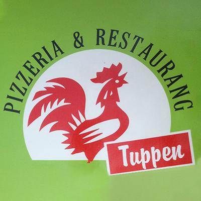 Logotyp Tuppen Pizzeria & Restaurang