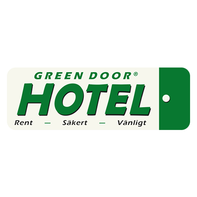 Logotyp Green Door Hotel