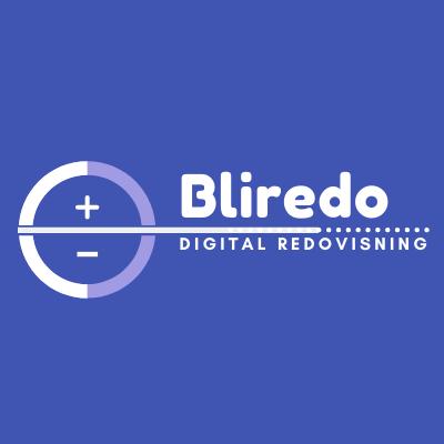 Logotyp Bliredo - Digital Redovisning