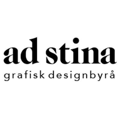 Logotyp ad stina