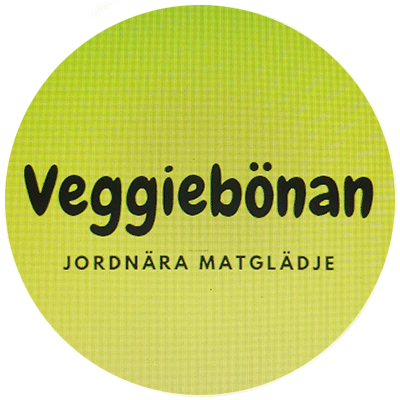 Logotyp Veggiebönan