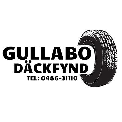 Logotyp Gullabo Däckfynd