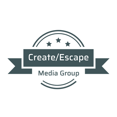 Logotyp Create/Escape Media Group